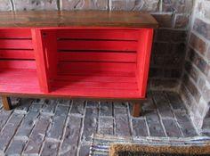 DIY Crate Bench :: Hometalk