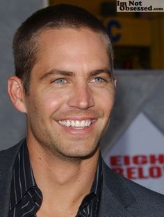 Paul Walker. love
