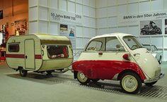BMW isetta - trailer