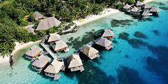 $1998 -- Bora Bora or Tahiti & Moorea Beach Vacation w/Air | Published 1/9/2013