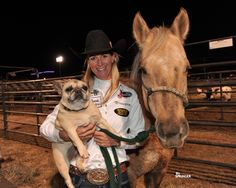 Sherry Cervi won Round 4 of the NFR!!
