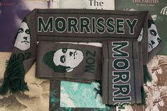 Morrissey Football Scarf