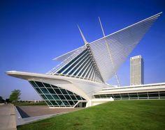Milwaukee Art Museum- Milwaukee, WI