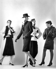 Helmut Newton: Dressed, Paris 1981