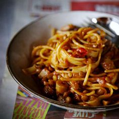 #Spaghetti #Bolognese