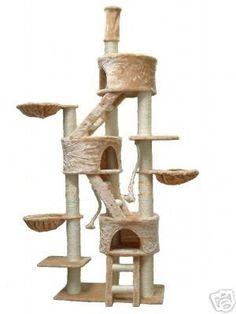 "GoPetClub ""Jungle GYM"" Cat Tree Furniture Condo Bed House Pet Scratcher Post FC01 by Go Pet Club, http://www.amazon.com/dp/B001O3UF5M/ref=cm_sw_r_pi_dp_gpG1qb01SV2VW"
