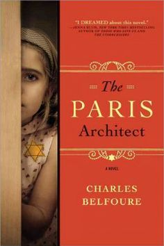 The Paris architect : a novel by Charles Belfoure.  Click the cover image to check out or request the historical fiction kindle.