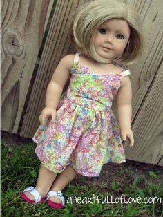 American Girl Doll - free patterns