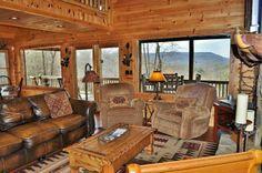 Rustic Luxury Cabin