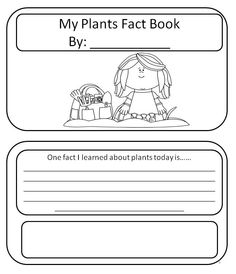 Plants Fact Book