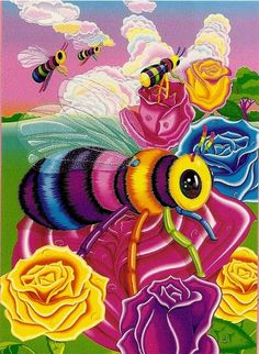 lisa frank - I had this one too