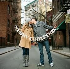 couple christmas card photo ideas - Google Search