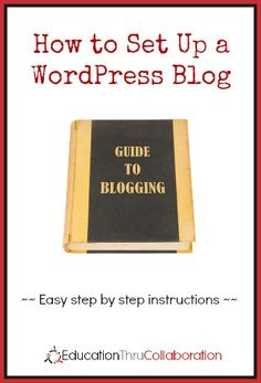 New Blog Checklist | Step by Step Instructions to Get Started