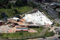 Maior pista de skate da América Latina fica em São Bernardo do Campo, SP, Brasil
