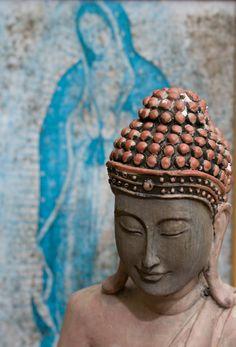 guadalup, buddhism, mothers, art, faith imag, spiritu awar, families, buddha, natural beauty