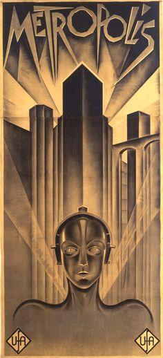 Metropolis - Fritz Lang