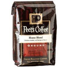 Peet's Coffee.  sweet nectar of life!