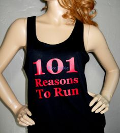 101 Dalmations 101 Reason to Run loose fit American by RaceJunkie, $22.99