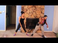 How to Booty Pop/Twerk Workout (by Keaira LaShae) - YouTube