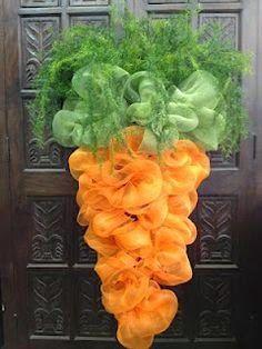 carrot for your door