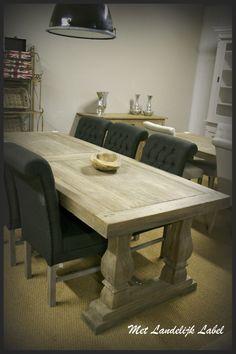 Woonkamer meubels landelijk