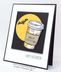 Perfect Blend, Tee-Hee-Hee, Making Spirits Bright, Stampin' Up!, Brian King
