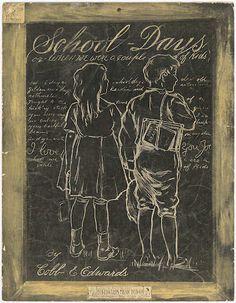 Free image for Back to School, Vintage Image Craft