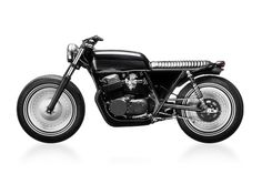 Cafe Racer - CLUB BLACK #1 by Wrenchmonkees| made in Copenhagen