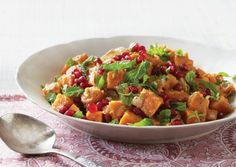 Sweet Potato and Pomegranate Tagine | Vegetarian Times