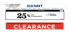 Old Navy: Take an Ad