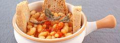 Zuppa di fagioli, delicious