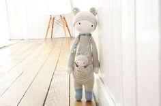 crochet doll - so cute
