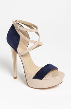 ALDO 'Playas' Sandal -- I'm not going to be out walking on playas with these, but they are fun!