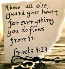 Guard your heart.<3