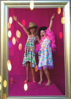 disco party, disco parti, anna parti, parti idea, photo booth