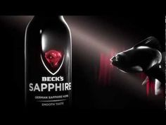 Beck's Sapphire | 2013 Super Bowl Commercial -- Super Bowl 47
