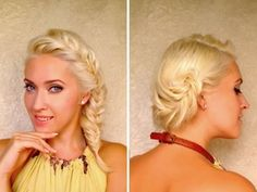 French Fishtail Braid.