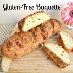 Gluten-Free French Baguette Recipe