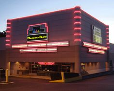 The Picture Show movie theater in Marietta.  Everyday prices are $1.75 each.  Tuesdays are $1.00.  Popcorn and candy is cheap too.