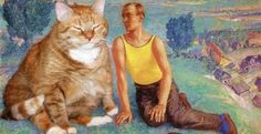 Cats Improve Everything, Including Famous Paintings