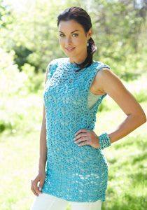 Crochet Tunic: free pattern