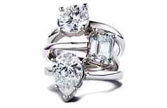 The Spence Diamonds Blog: Create your one in a million  diamond engagement ring.