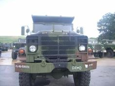 M929A1 5-Ton, 6x6 Dump Truck. Manufacturer's serial number:C52900991. Five-cubic yard capacity. Powered by a Cummins NHC - Government Liquidation