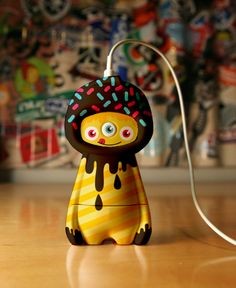 Lovely character design toy, toy art, toyart, art toy