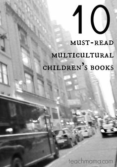 10 must-read multicultural children's books | recommendations for younger and older readers Amy of @Amy Lyons mascott @amy mascott @teachmama
