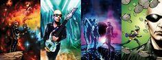 Now Playing: ♪♫♩♬Joe Satriani: Strange Beautiful Musik ♪♫♩♬