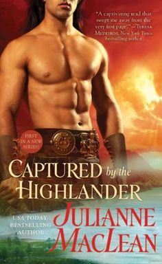 Captured by the Highlander MacDonalds Book 1