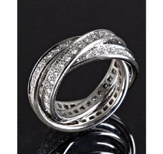 I would not mind an Cartier infinity ring as a wedding ring...