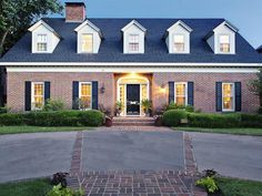 Got Your Heart Set on University Park? Classic Red Brick Colonial Raises Your IQ for Less Than $250 a Square Foot… | Candy's Dirt