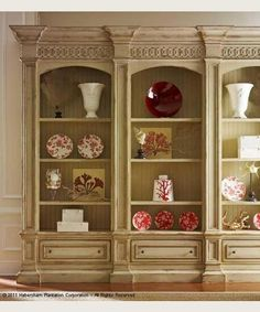 Hathaway Triple Bookcase
